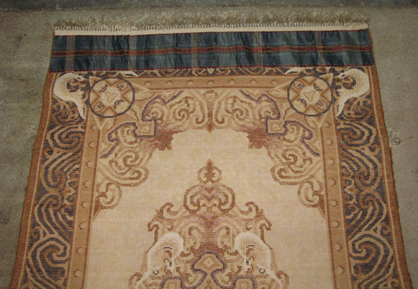 Chinese Silk Rug Cleaning