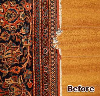 Oriental Rug Restoration Orange County Riverside San