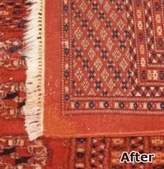 Riverside County Rug Restoration