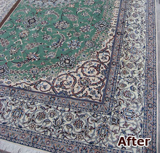 Rug Re-Dying & Touch-ups