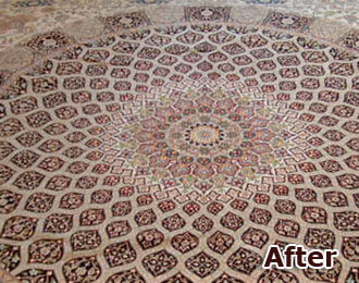 Oriental Rug Cleaning Wine And Food Stain Removal On All